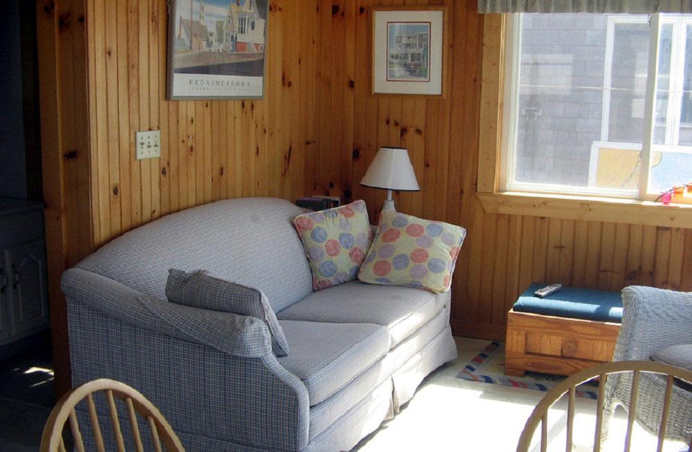 Beachfront 2 bedroom cottage.
